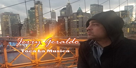 Jerry Geraldo Music Release Party (FREE EVENT/ Free Prizes ONLINE) tickets