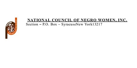 National Council of Negro Women, Syracuse Section Health Forum 2021 tickets