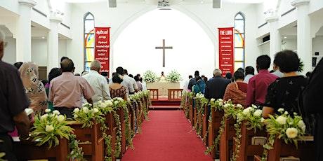Punjabi Holy Communion Service   14 Mar 2021 tickets