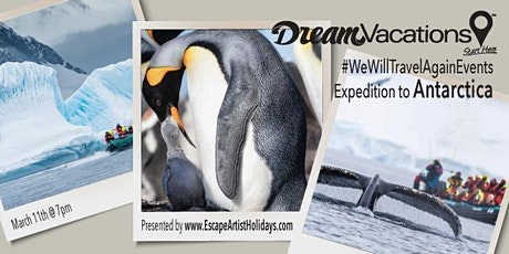 Vacation Inspiration: Expedition Antarctica! tickets