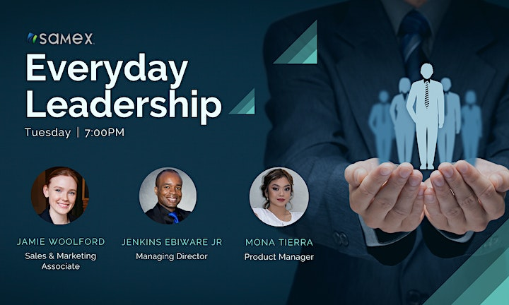 Everyday Leadership: How To Lead & Motivate Others To Overcome Obstacles image