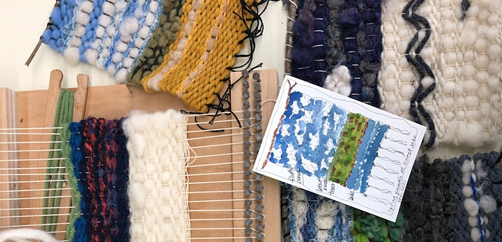 TAPESTRY WEAVING with Audrey Armstrong image