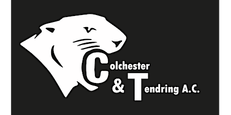 Colchester & Tendring Athletics Club - Return to track March  2021 - Weds tickets