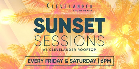 Sunset Sessions on C-LEVEL Rooftop tickets