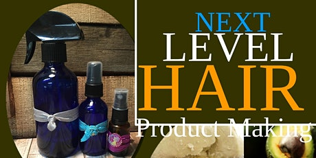 HAIR Product Making Workshop tickets