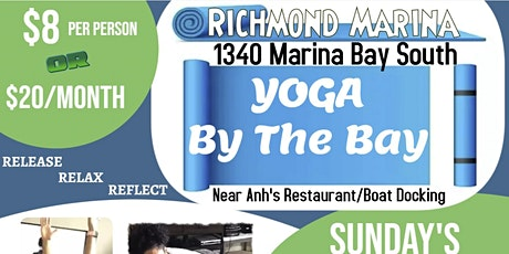 Yoga By The Bay tickets