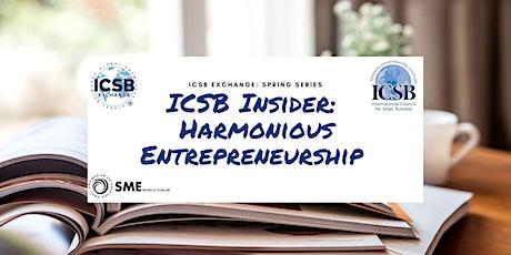 Harmonious Entrepreneurship tickets