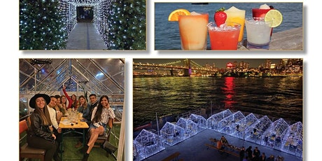 "TUESDAYS: ""NYC SPRING FLING"" ON THE PIER! ""GLASSHOUSES"" & OUTDOOR SEATING tickets"