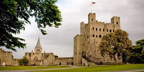 London to Rochester Castle (train or cycle back) tickets