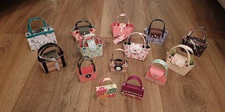 Make Miniature Bags tickets