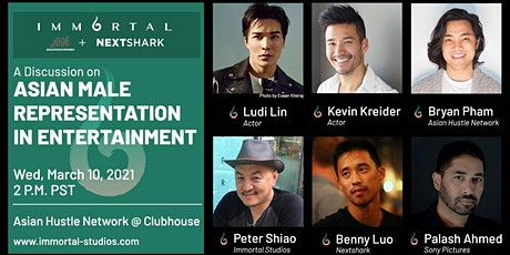 A Discussion on Asian Male Representation in Entertainment tickets