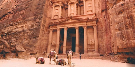 The Ancient World of Petra: 'The Red Rose City' - An Online Historical Tour tickets