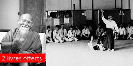 Aikido - les Kamiwaza techniques sans contact de Ueshiba billets