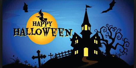 Halloween Special Contact Spirit Evening inc Pizza Buffet tickets