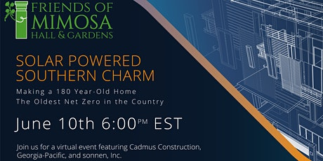 Solar Powered Southern Charm tickets