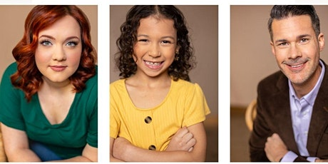 Actor Headshot & Coaching Mini Sessions tickets
