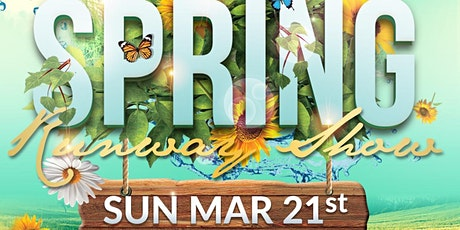 SunDazed: Spring Runway Show tickets