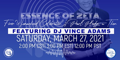 2021 Essence of Zeta Pearl-Pledge-A-Thon tickets