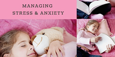 Understanding and Supporting Anxiety in your Child tickets