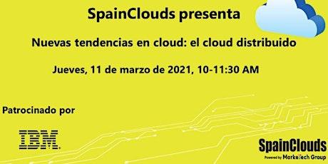 Nuevas tendencias en cloud: el cloud distribuido entradas