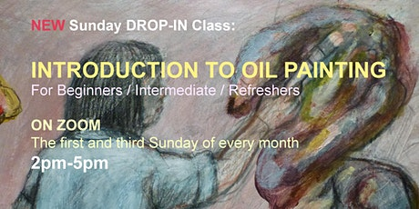 INTRODUCTION TO OIL PAINTING tickets