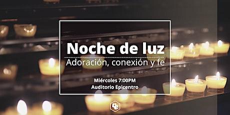 Noche de Luz tickets
