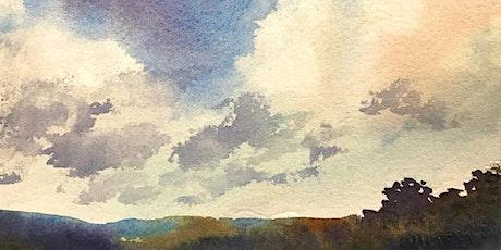Painting Skies in Watercolor tickets