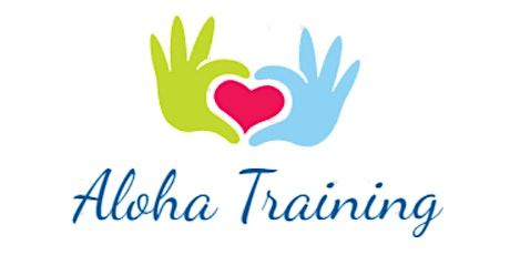 Aloha Training Full Moon Ceremony tickets