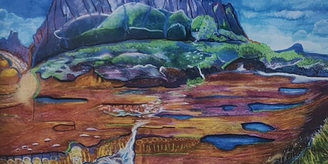Price Reduced to $80 - Colour Vibrancy using Inks and Pastels Workshop tickets