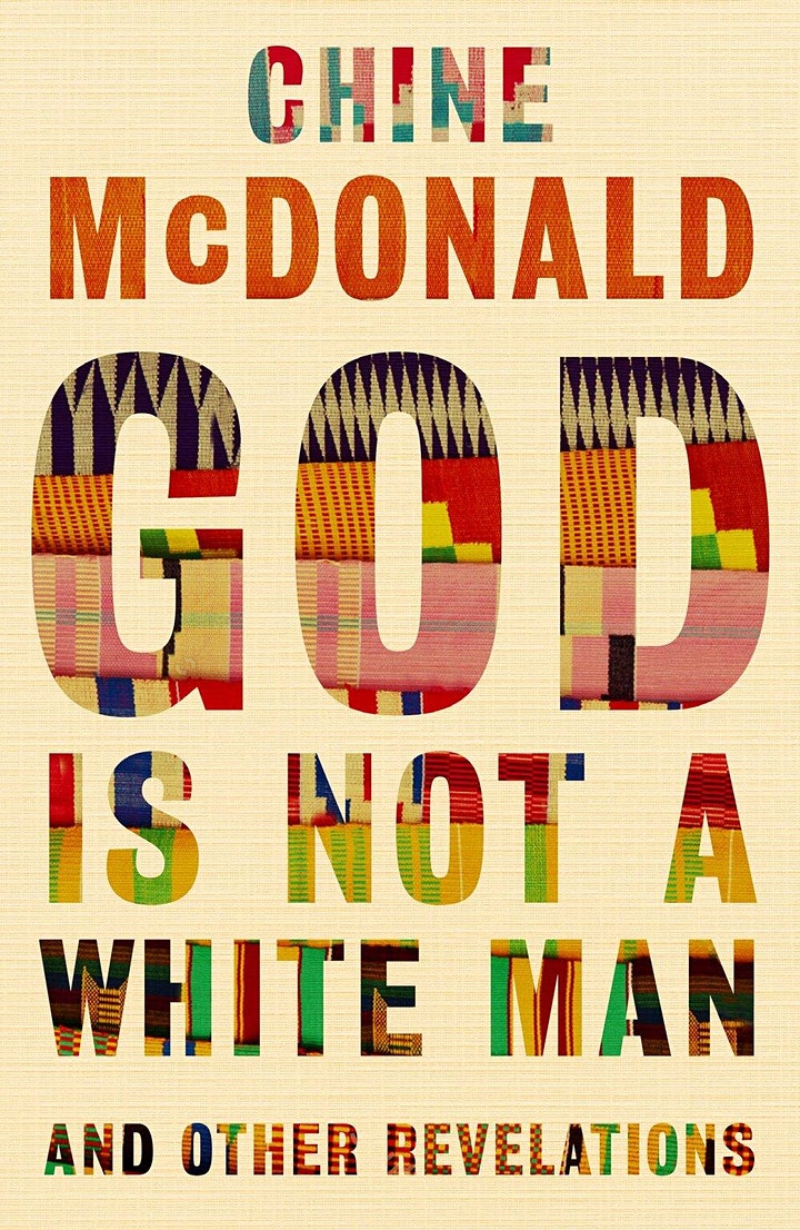 God is Not a White Man - Chine McDonald and The Ven. Rosemarie Mallett image