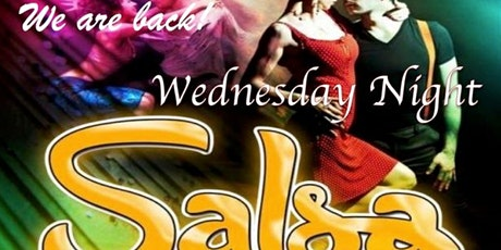 Varsity Lakes Wednesday Evening 7pm Free Salsa Dancing tickets