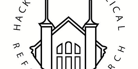 HERC Church Registration (Back Hall) - Sunday, 14th tickets