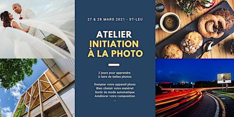 Atelier #6 - INITIATION A LA PHOTO - Apprendre à faire de belles photos billets