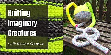 Knitting Imaginary Creatures tickets