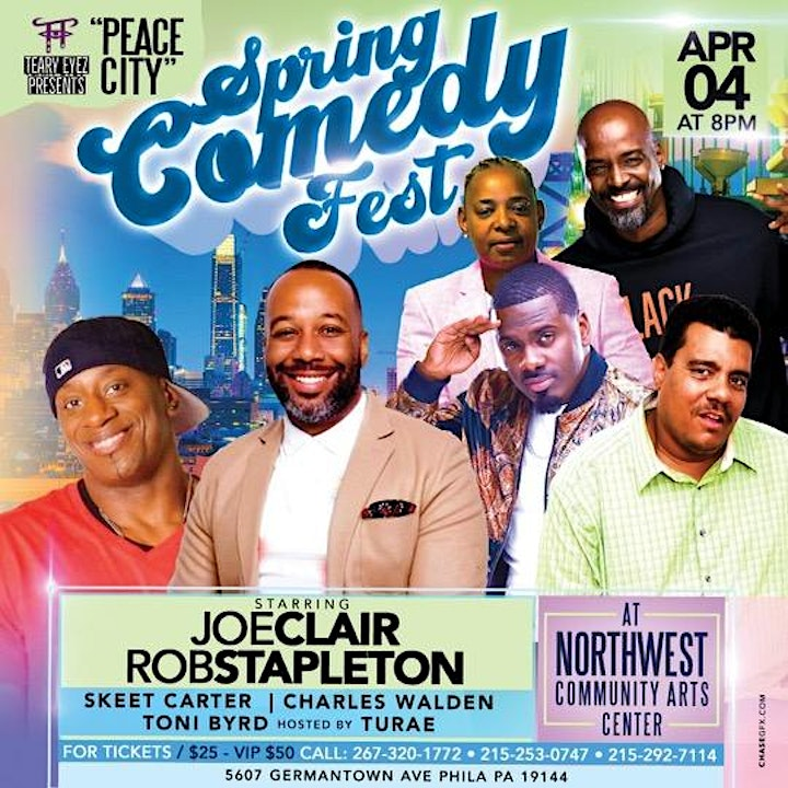 """Peace in the city """"Comedy Show"""" image"""