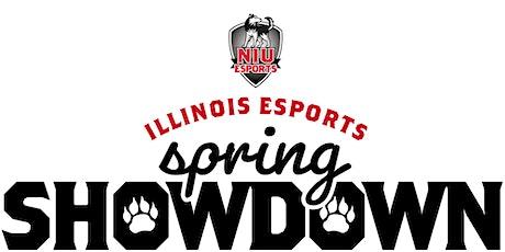 Illinois Esports Spring Showdown tickets