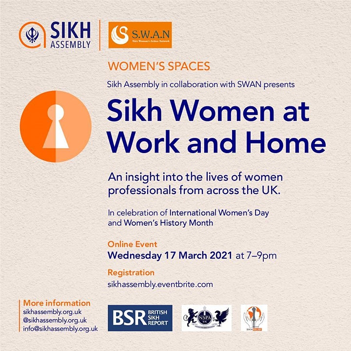 Sikh Women at Work and Home image