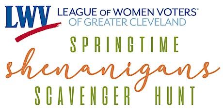 LWVGC Spring Shenanigans Scavenger Hunt tickets