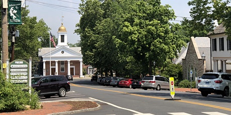 Walking Tour of Historic Basking Ridge Village tickets