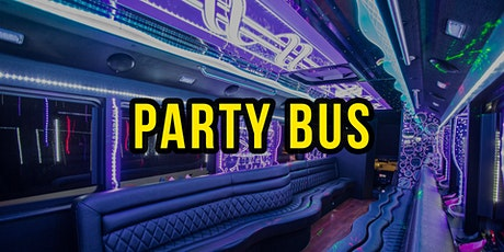#1 Party Bus in Vegas - With Fast Entry to one of the Hottest HipHop Clubs! tickets