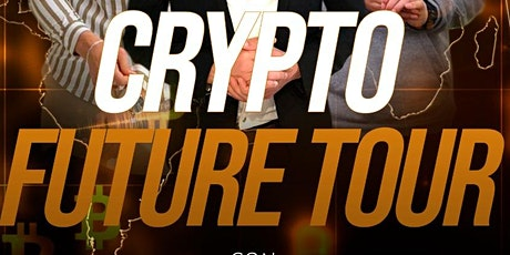 CRYPTO FUTURE TOUR entradas