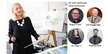 Sculpting the Land : Landscape Design Influenced by  Abstract Art tickets