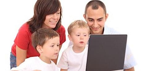 Selbstverteidigung im Internet für Kinder /Eltern Online-Vortrag Tickets