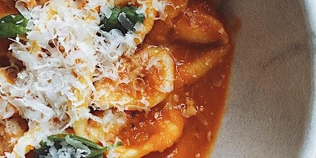 Online Cooking Class: Full Italian Dinner! tickets