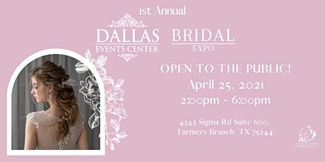 Dallas Events Center Bridal Expo tickets
