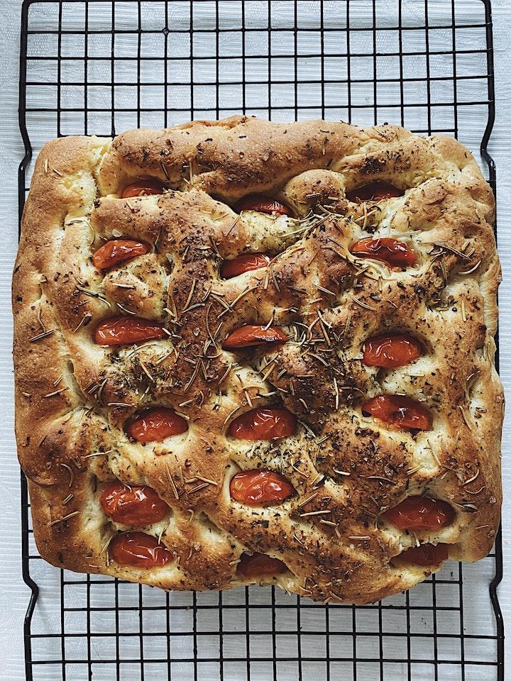 Online Cooking Class: Full Italian Dinner! image