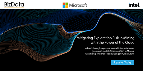 Mitigating Exploration Risk in Mining with HPC on Azure tickets