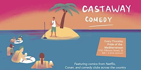 Castaway Comedy tickets