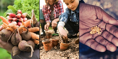 Gardening with Children tickets