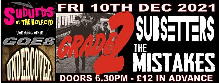 (RESCHEDULED) Dr and the Medics + support go Undercover in Guildford Surrey image